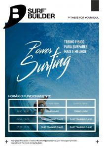 SurfBuilder Horários